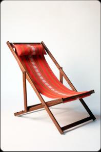 Poppit Sands Deckchair