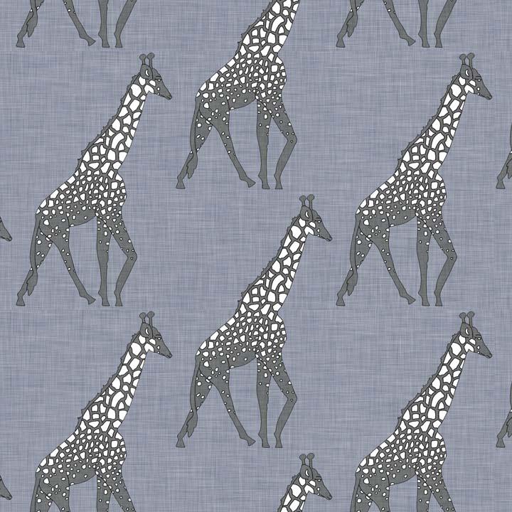 giraffe safari by Holli Zollinger
