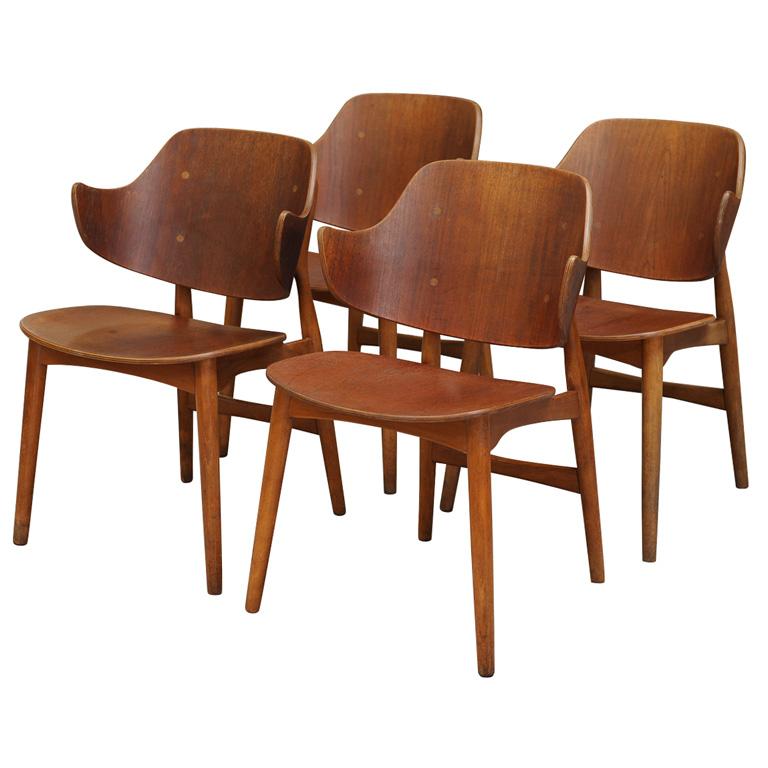 Ib Kofod-Larsen - Shell Chair